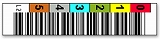 LTO2用 バーコードラベル 1700-0V2