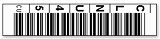 LTO UCC用 バーコードラベル 1700-CNVU
