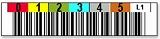 LTO1用 バーコードラベル 1700-00