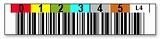LTO4用 バーコードラベル 1700-004