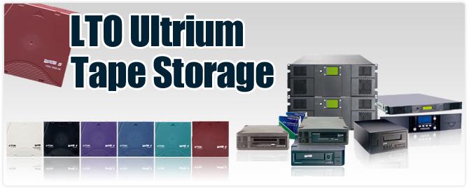 LTO Ultrium テープストレージ製品専門ショップ